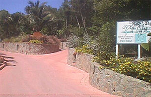 Virgin Grand Estates - Entrance
